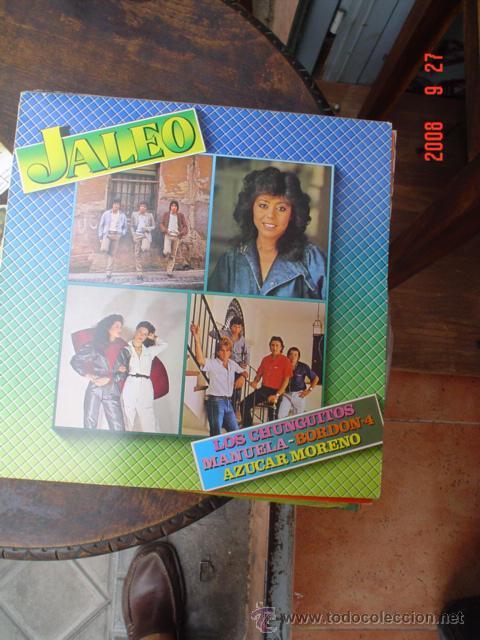 JALEO (Música - Discos - Pizarra - Flamenco, Canción española y Cuplé)