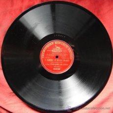 Discos de pizarra: IL BARBIERE DI SIVIGLIA ( ROSSINI), POR FERNANDO DE LUCIA. GRAMOPHONE MONARCH RECORD.. Lote 26666505