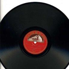 Discos de pizarra: JEANETTE MAC-DONALD Y NELSON EDDY-LA VOZ DE SU AMO-OH¡DULCE MISTERIO DE LA VIDA-LLAMADA INDIA DE AMO. Lote 25896319