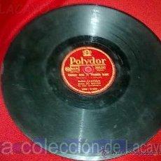 Discos de pizarra: DISCO POLYDOR EN PIZARRA. Lote 21643383