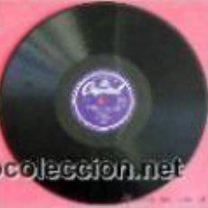 Discos de pizarra: CHARLES TRENET ( VOUS ETES JOLIE - BOUM... ) ENGLAND COLUMBIA. Lote 21863988