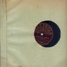 Discos de pizarra: ROBERT GADEN / PERDONAME (TANGO) / TURNIER-TANGO. Lote 21922415