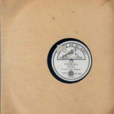 Discos de pizarra: DUKE ELLINGTON / PERDIDO / RAINCHECK. Lote 84674231