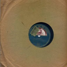 Discos de pizarra: DUKE ELLINGTON / NO ME IMPORTA (I DON'T MIND) / POR QUE ESTOY AQUI (WHAT AM I HERE FOR). Lote 21926969
