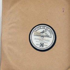 Discos de pizarra: DUKE ELLINGTON / RECUERDOS NOSTALGICOS (ACROSS THE TRACK BLUES) / GLUC, GLUC (EL CANTO DEL PANTANO). Lote 21926997