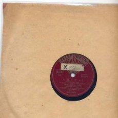 Discos de pizarra: ADALBERT LUTTER / ANITA! / BLAUDER HIMMELL (CIELO AZUL) . Lote 21956933