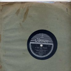 Discos de pizarra: MARIO GENNARI FILHO / A VOZ DO VIOLAO / O CIGANO. Lote 21956952
