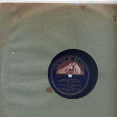 Discos de pizarra: ORQUESTA PROMENADE - ARTHUR FIEDLER / MARCHA DE LOS SOLDADITOS DE PLOMO / ABU HASSAN. Lote 21956982