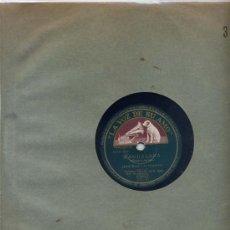 Discos de pizarra: HENRI RENE / MAGDALENA / PRETENSIONES. Lote 21956999