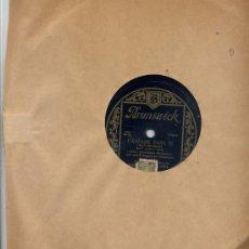 Discos de pizarra: LEW WHITE (ORGANO) / CANTARE PARA TI - LOUIS KATZMAN CON THE BRUNSWICK / DARDANELLA. Lote 22079841