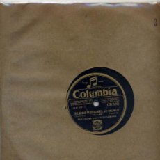 Disques en gomme-laque: FERDINAND AND HIS BOHEMIANS / THE BELLE OF BODENSEE / OH! DONNA CLARA. Lote 22189596