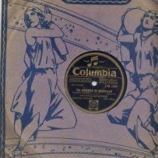 Discos de pizarra: LAYTON & JOHNSTONE / THE SUNSHINE OF MARSEILLES / SITTIN' ON A RAINBOW. Lote 22238467