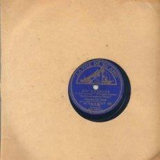 Discos de pizarra: ORQUESTA HAL KEMP / SIN CUERDAS / DA UN PEQUEÑO SILBIDO (DE LA PELICULA PINOCHO). Lote 22356985