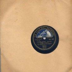 Disques en gomme-laque: DINO OLIVIERI Y SU ORQUESTA / LASCIAMI SOGNARE / NON PARTIR (CANTA R. MORI). Lote 22370010