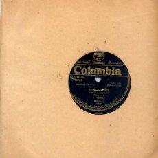 Discos de pizarra: A.DUBOIS / PAYSAGE TRISTE / LA PLUS QUE LENTE . Lote 22523165