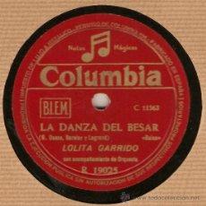 Discos de pizarra: DISCOS DE PIZARRA. Lote 25024538