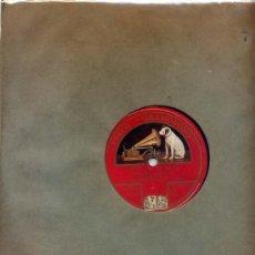 Discos de pizarra: RENEE CHEMET / CAPULLO DE ROSA / UN SUEÑO DE AMOR (GRAMOPHONE). Lote 23025347