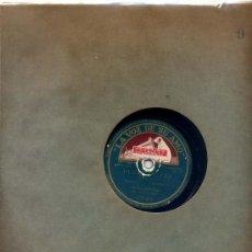 Discos de pizarra: BANDA GOLDMAN / FUERA LUCES / EL CAPITAN (LA VOZ DE SU AMO). Lote 23025361