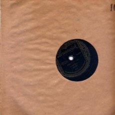 Discos de pizarra: LEE SIMS / PAGAN LOVE SONG - SLATE BANDALL (BRUNSWICK USA). Lote 23181526