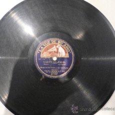 Discos de pizarra: BONET DE SAN PEDRO Y LOS 7 DE PALMA 78 RPM PIZARRA . Lote 23873606