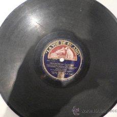 Discos de pizarra: JUANITA REINA COPLA 78 RPM PIZARRA . Lote 50173084