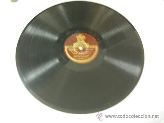 Discos de pizarra: DISCO PIZARRA LA PARRANDA CANTO A MURCIA MARCOS REDONDO. VER VIDEO. - Foto 3 - 26951725