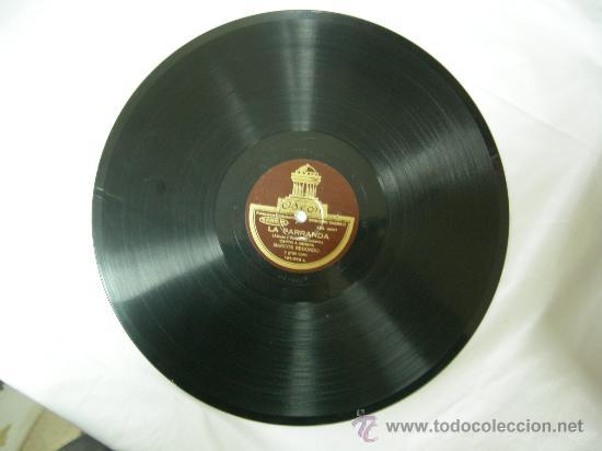 Discos de pizarra: DISCO PIZARRA LA PARRANDA CANTO A MURCIA MARCOS REDONDO. VER VIDEO. - Foto 4 - 26951725