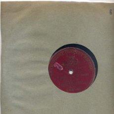 Discos de pizarra: MARIA GALVANY / IL BARBIERE DE SIVIGLIA (MONOFASICO). Lote 24498585