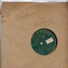 Discos de pizarra: R.STEINAUER / MON HAMEAU - J.DESELOUX / LIAUBA (POLYDOR). Lote 24661925