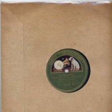 Discos de pizarra: ORQUESTA LEWIS RUTH / UN POCO DE AMOR / EL AMOR VIENE (GRAMOFONO). Lote 24662787