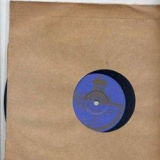 Discos de pizarra: ORQUESTA LOS BOHEMIOS VIENESES / MONTE CRISTO / TESORO MIO (ODEON). Lote 27080958