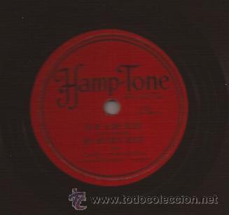 78 RPM-ROY MILTON SEXTET-TO BE ALONE BLUES-HAMPTONE 101-USA (Música - Discos - Pizarra - Jazz, Blues, R&B, Soul y Gospel)