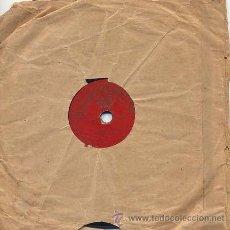 Discos de pizarra: LA FAISANA / RADIANTE (NO FIGURAN INTERPRETES) 6 PULGADAS - RAREZA - SELLO PIOMYNETTE. Lote 27165954