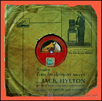 TITO SCHIPA . PIZARRA 25 MM. MAL D'AMORE , 1933 . ESCASO (Música - Discos - Pizarra - Bandas Sonoras y Actores )