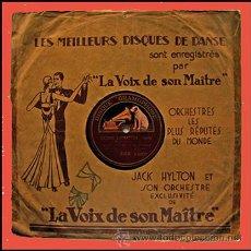 Discos de pizarra: JOSE M LUCCHESI . CIUDAD ECANCANTADA . LA VOIX 1931.33. Lote 29099105