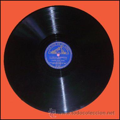 ORQUESTA MAREK WEBER . PIZARRA 30 MM. SUEÑO DE AMOR 1940.50 (Música - Discos - Pizarra - Bandas Sonoras y Actores )