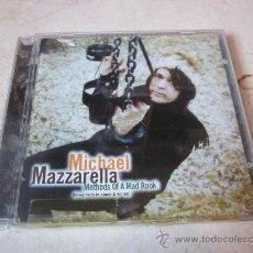 Discos de pizarra: MICHAEL MAZZARELLA - METHODS OF A MAD ROOK - NOT LAME 1997. Lote 29235608