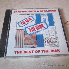 Discos de pizarra: THE RISK - DANCING WITH A STRANGER CD - UNICORN RECORDS 1994. Lote 29235657