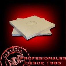 Discos de pizarra: 50 FUNDAS DE PAPEL + ANTIESTATICO PARA DISCOS DE GRAMOFONO Y 10 PULGADAS -NUEVAS-. Lote 221812518
