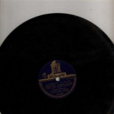 Discos de pizarra: (M-21) ALBERTO SEMPRINI - ¡ ARSA Y OLE ! - SOÑANDO CON MUSICA, ODEON, SEÑALES DE USO. Lote 29976774