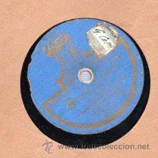 Discos de pizarra: DISCO DE PIZARRA, EL CARNET DE ESLAVA, ANTONIO SEGURA, ROBERTO IGLESIAS, OTRAS. Lote 30625790