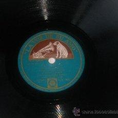 Discos de pizarra: 78 RPM TOMMY DORSEY STUART FOSTER HAY BLUES PIZARRA. Lote 30713287