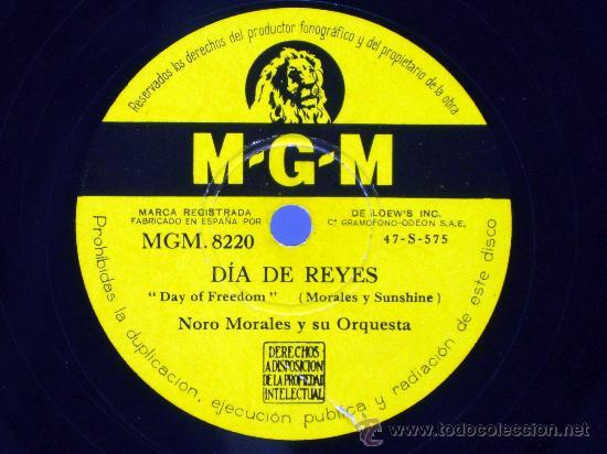 Discos de pizarra: Disco pizarra El negro zumbón Baiao Bayon Película Ana Silvana Mangano Día de Reyes Noro Morales - Foto 3 - 31045775