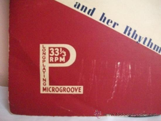 Discos de pizarra: Mary Lou Williams and her Rhythm - Disco de Pasta 33 1/3 Rpm - Piano Panorama – Esquire - Foto 5 - 31130453