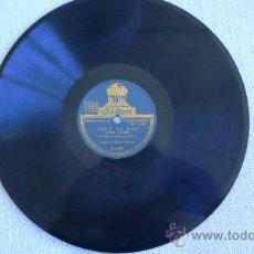 ORQUESTA GRAN CASINO JAZZ ESPAÑOL PIZARRA 78 RPM