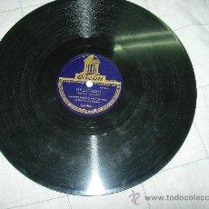 Discos de pizarra: RAMINAY ROBERTO INGLEZ Y SU ORQUESTA. Lote 31521312