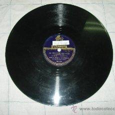 Discos de pizarra: ROBERTO INGLEZ EN UN CAFE FRANCES. Lote 31521347