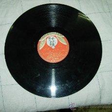 Discos de pizarra: CASINHA PEQUENINA TRIO MELODIAS ACOMPAÑAMIENTO DE GUITARRA Y RITMOS. Lote 31521437