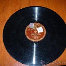 Discos de pizarra: GUITARRA MIA ( KEPPLER LAIS Y MANUEL MEAÑOS) TANGO IMPERIO ARGENTINA CON ACOM. GUITARRA. Lote 31556233