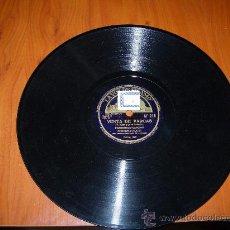 Discos de pizarra: VENTA DE VARGAS (V. MORO Y JUAN TELLERIA) PASODOBLE. CANCION CONCHITA PIQUER ACOMP. DE ORQUESTA. Lote 31556480